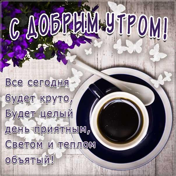 доброе утро чудесного солнечного дня, прекрасное утро, ласкового утра, радостного утра, приятного утра, энергичного утра, феерического утра