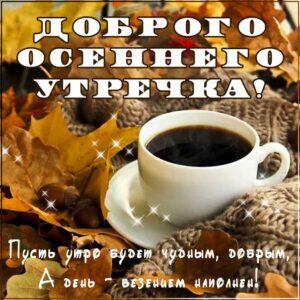 Доброе утро осень, замечательного утра, теплого утра, нежного утра, доброе утро чудесного солнечного осеннего дня