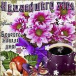Бодрого утра открытки